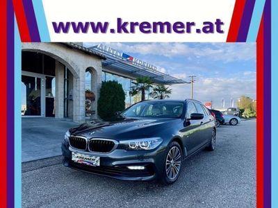 gebraucht BMW 520 i Touring Aut.