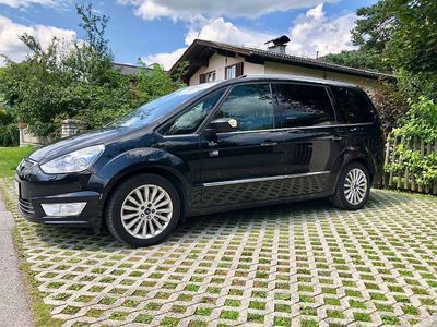 gebraucht Ford Galaxy Titanium 2,0 EcoBoost Aut. / ACC / VOLL Kombi / Family Van