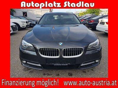 gebraucht BMW 530 5er-Reihe d xDrive Österreich-Paket Touring Aut. NAVI ... Kombi / Family Van