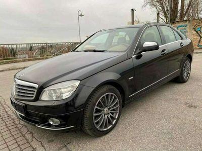 gebraucht Mercedes C320 CDI Elegance DPF Sport Edition