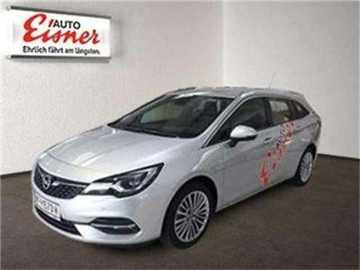 gebraucht Opel Astra ST 1,2 Turbo Direct Inj. Elegance Kombi / Family Van