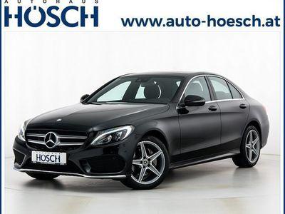 gebraucht Mercedes 220 C4MATIC AMG-Line Aut. LP:60.548.-€