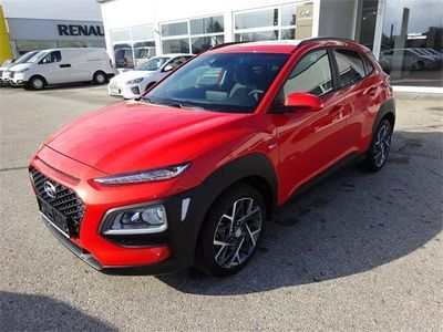 gebraucht Hyundai Kona Hybrid Level 3 Plus 1,6 GDi 2WD DCT k0h30a, 105 PS, 5 Türen, Automatik