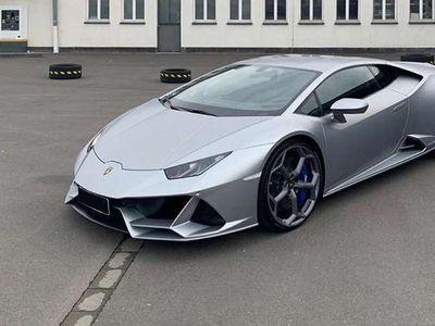 gebraucht Lamborghini Huracán EVO LP640-4 // MATT// VOLL // GARANTIE // MWST Sportwagen / Coupé