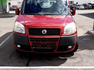 gebraucht Fiat Doblò 1,9 multijet mit 120 ps Kombi / Family Van