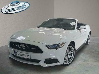 gebraucht Ford Mustang 2,3 EcoBoost Cabrio ** 50 YEARS EDITION**