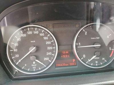 gebraucht BMW 318 3er-Reihe Kombi Diesel (E91) Atuomatik