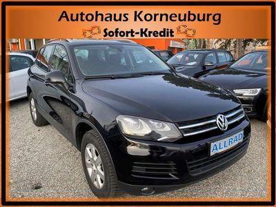 gebraucht VW Touareg V6 TDI BMT 4Motion Aut.*ALLRAD*NAVI*XENON*