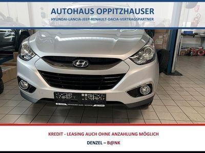 gebraucht Hyundai ix35 2,0 CRDi Premium 4WD SUV / Geländewagen,