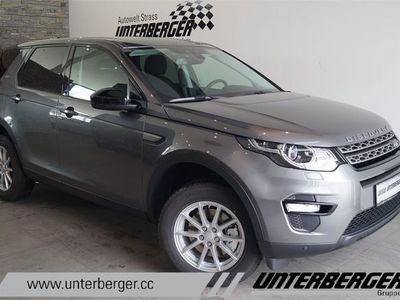 used Land Rover Discovery Sport 2,0 TD4 4WD Pure
