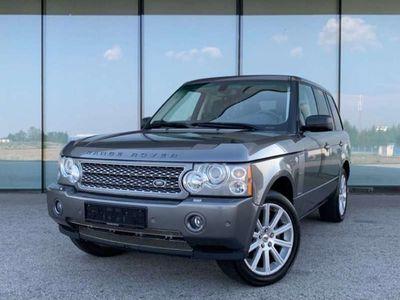 gebraucht Land Rover Range Rover 3.6 TD V8 Vogue - Automatik - TOP AUSSTATTUNG!