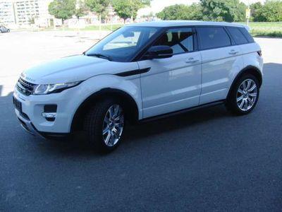 gebraucht Land Rover Range Rover evoque Dynamic 2,2SD4 Autom. Modell 2013 SUV / Geländewagen