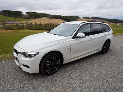 gebraucht BMW 320 3er-Reihe Kombi Allrad Diesel (F31) xDrive Touri