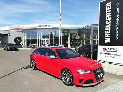 gebraucht Audi RS4 Avant 4,2 FSI quattro S-tronic * MOTORSPORTSITZE