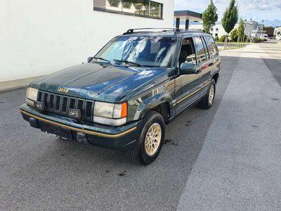 gebraucht Jeep Cherokee 4,0 Limited Aut. Eagle Kat.