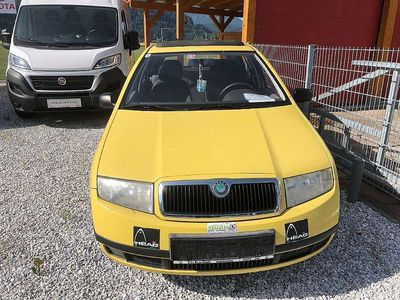 used Skoda Fabia 1,4 Limousine,