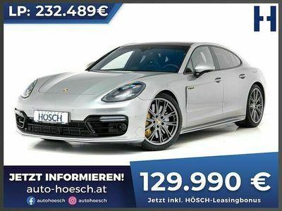 gebraucht Porsche Panamera Turbo S E-Hybrid Aut.