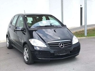 gebraucht Mercedes A160 A 160BlueEffenciency Klima/Servicegepf./131,000km