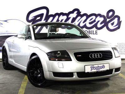 gebraucht Audi TT Roadster Cabrio1,8 T quattro19* BBS XENON BOSE/NAVI REMUS S-Line Garantie SOFORT KREDIT Cabrio /