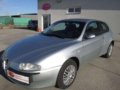 gebraucht Alfa Romeo 147 147 Alfa1,6 Twin Spark Impression Klein-/ Kompaktwagen