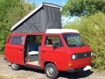 gebraucht VW T3 Weinsberg Terra