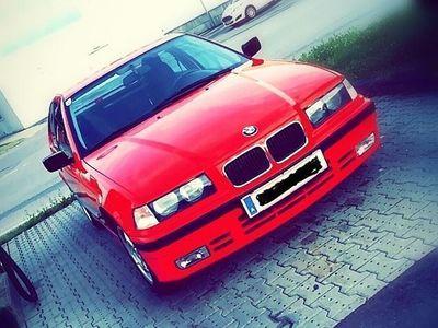 gebraucht BMW 316 Compact 3er-Reihe compact (E36)