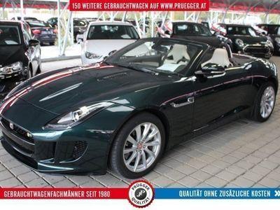 gebraucht Jaguar F-Type 3,0 V6 Cabrio Automatik