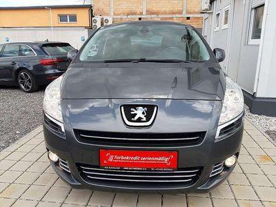gebraucht Peugeot 5008 1,6 HDI Premium FAP*ERSTER BESIT