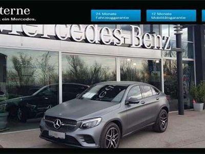 gebraucht Mercedes GLC300 GLC-Klasse4MATIC COUPÉ inkl. Lagerbonus Sportwagen / Coupé