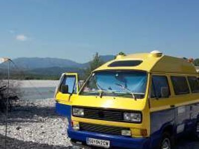 gebraucht VW T3 SYNCRO CAMPING