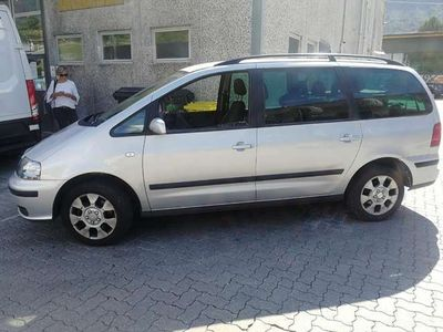 gebraucht Seat Alhambra 2.0 TDI Sport Euro4 Perfekt
