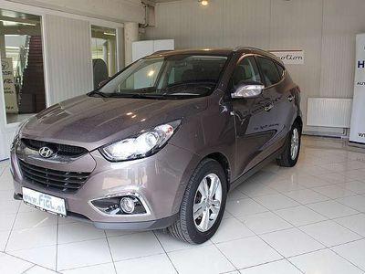 brugt Hyundai ix35 2,0 CRDi Premium 4WD DPF Aut. SUV / Geländewagen,