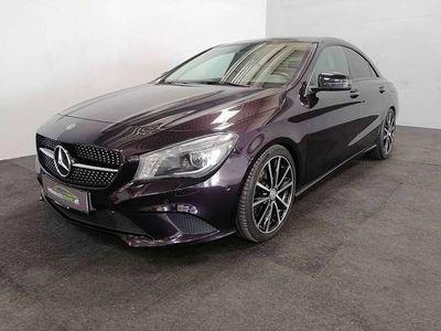 gebraucht Mercedes CLA220 CLA-KlasseCDI Aut. NAVI, Bi-Xenon, Nightpaket, PD... Sportwagen / Coupé