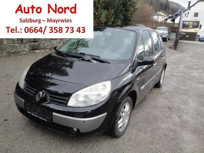gebraucht Renault Scénic ***Exception 1,6 16 V Pickerl 7/2019+4 Mo. ***