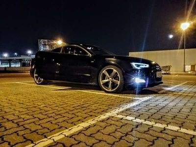 gebraucht Audi A5 2.0TFSI Quattro Coupe Sportwagen / Coupé