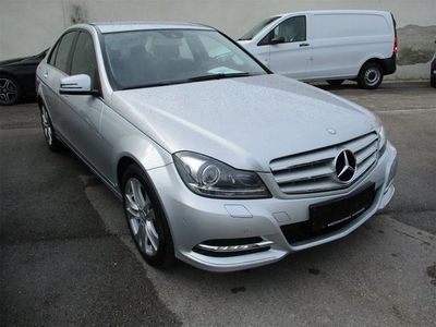 used Mercedes C200 CDI Avantgarde A-Edition plus BlueEfficiency
