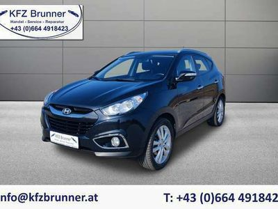 gebraucht Hyundai ix35 **TOP Ausstattung** Navi,Leder,4xSitzheizung usw..