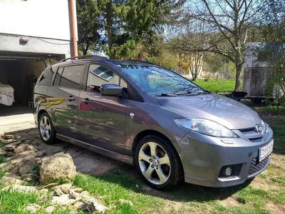 gebraucht Mazda 5 CD143/GTA Kombi / Family Van