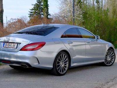 gebraucht Mercedes CLS400 4MATIC Aut.