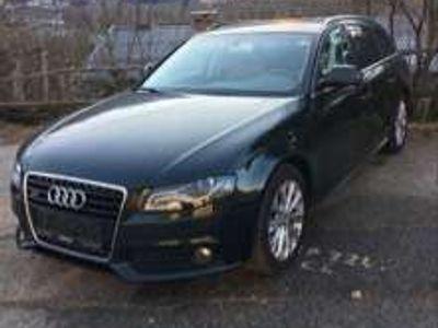 gebraucht Audi A4 Avant 3,0 TDI DPF quattro Aut.