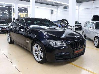 gebraucht BMW 740 7er-Reihe Diesel (F01) LCI xDrive Aut. M-PAKET