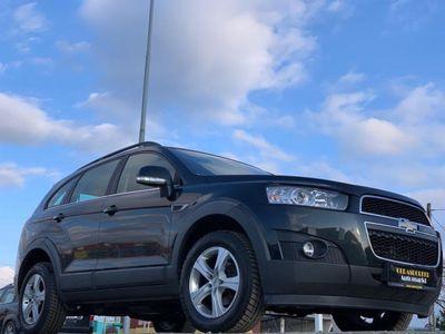 gebraucht Chevrolet Captiva LT 2,4 **7-Sitze*Finanzierung*Teilleder** SUV / Geländewagen