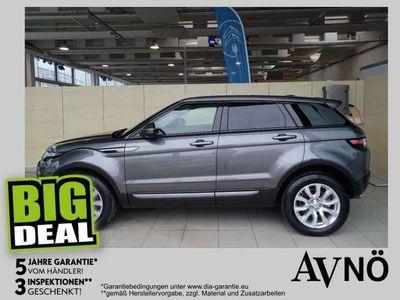 gebraucht Land Rover Range Rover evoque SE 2,0 TD4 e-Capability Alltad/LED/Lenkradheizung
