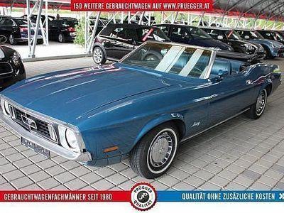 gebraucht Ford Mustang Mustang ConvertibleCabrio Automatik, 141 PS, Automatik