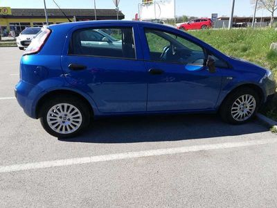 gebraucht Fiat Punto Evo Limousine,