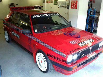 gebraucht Lancia Delta Klein-/ Kompaktwagen
