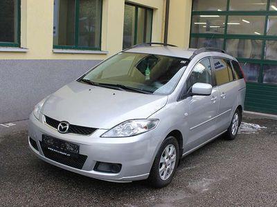 brugt Mazda 5 2,0 CD110 TX Klima, 7 Sitze, AHK Schiebetüren