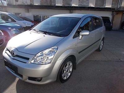 gebraucht Toyota Corolla Verso 1,6 VVT-i Linea Sol