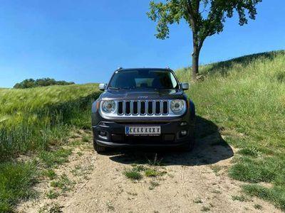 gebraucht Jeep Renegade 2,0 MultiJet II 120 Limited AWD