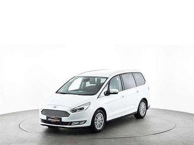 brugt Ford Galaxy 2.0 TDCI Titanium LED AHK NAVI 7-SITZE